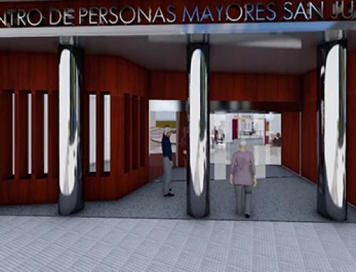 San Juan, una apuesta por los servicios de calidad a los mayores de Valladolid