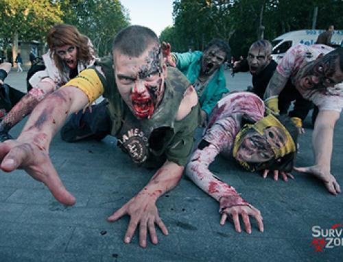 Valladolid se prepara para vivir una noche de terror con el 'Survival Zombie'