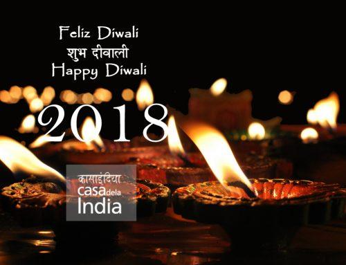 Valladolid celebra el año nuevo hindú con una campaña solidaria para recaudar fondos destinados a los afectados de Kerala