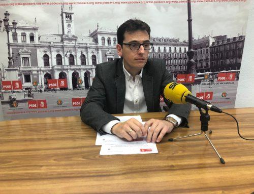 """El PSOE concluye que el PP engañó a Valladolid usando el soterramiento para su """"lucro electoral"""""""