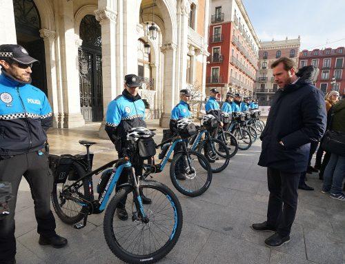 """Valladolid ya cuenta con el servicio de registro de bicicletas """"Biciregistro"""""""