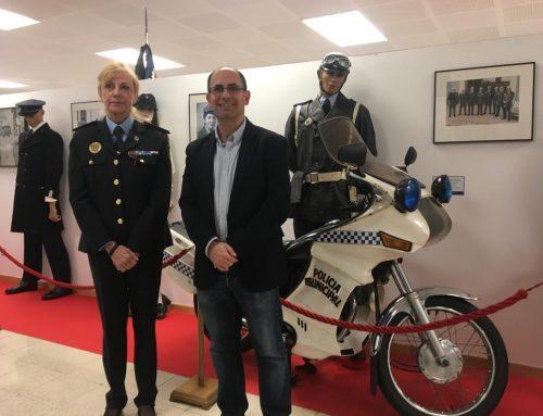 Apertura del nuevo Museo de la Policía Municipal de Valladolid