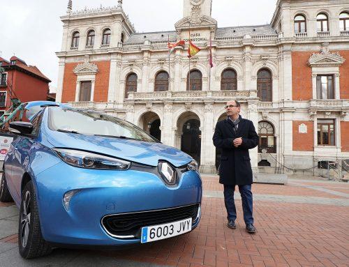 La Policía Municipal probará un nuevo vehículo eléctrico cedido por RENAULT