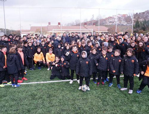 Inaugurado el Campo de Fútbol J.L. Saso