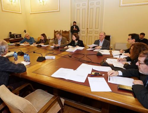 Nueva convocatoria de la Comisión Especial de Investigación sobre la Sociedad Valladolid Alta Velocidad.