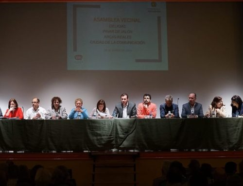 El equipo de gobierno se reúne el mañana con los vecinos de Delicias, Pinar de Jalón, Arcas Reales y Ciudad de la Comunicación en una nueva Asamblea Vecinal