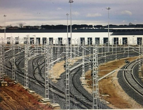 Urbanismo firma la autorización para que RENFE pueda utilizar el suelo donde se ubicarán los nuevos talleres