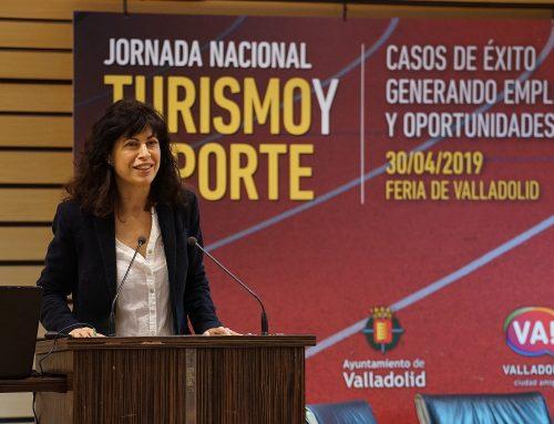 """La Feria de Valladolid celebra la Jornada """"Turismo Deportivo. Casos de éxito generando empleo y oportunidades"""""""