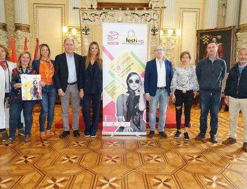 El comercio celebra FESTIVA, el primer Festival de Tiendas de Valladolid