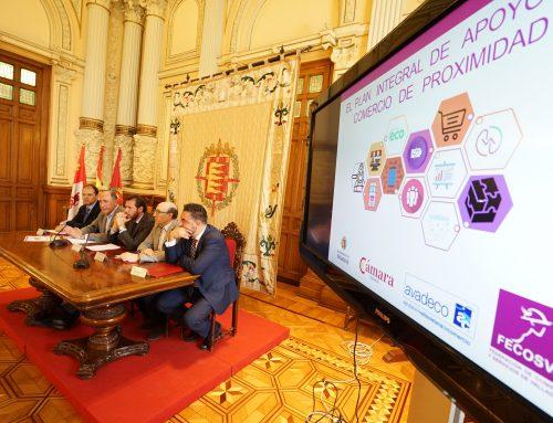 El Ayuntamiento aprueba el primer Plan Integral de Apoyo al Pequeño Comercio vallisoletano
