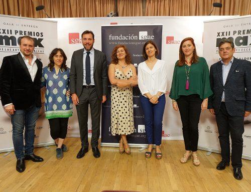 Libertad, tradición y modernidad en los XXII Premios Max de las Artes Escénicas