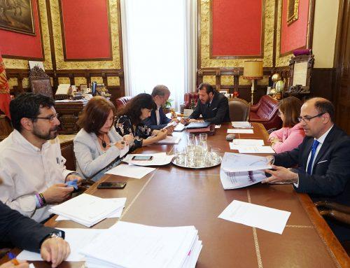 Acuerdos adoptados por la Junta de Gobierno de Valladolid en su reunión del 15-V-2019