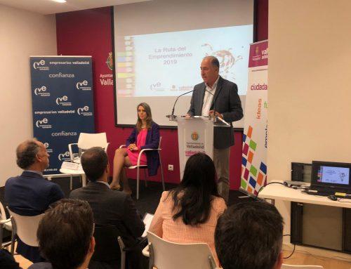 """Clausurado el Programa segunda """"Ruta del emprendimiento"""" en la Agencia de Innovación y Desarrollo Económico"""