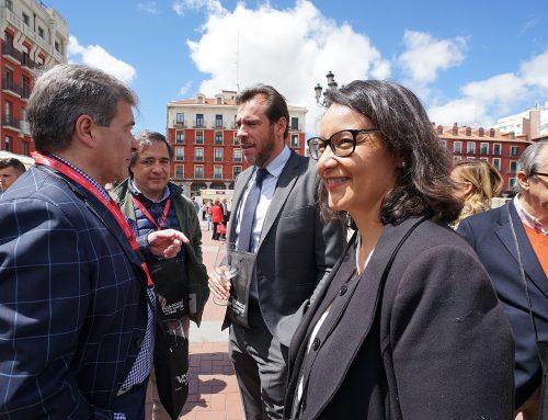 """""""Valladolid, Plaza Mayor del Vino"""""""