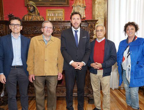 El Ayuntamiento y la Hermandad de Donantes de Sangre firman un convenio de colaboración