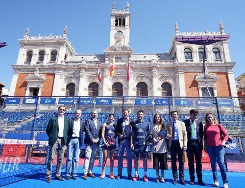 Inaugurado el Valladolid Máster 2019 World Pádel Tour
