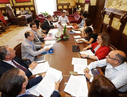 Acuerdos adoptados por la Junta de Gobierno de Valladolid en sus reuniones de hoy 19 de junio