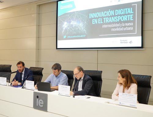 Óscar Puente participa en la Jornada de Innovación Digital en el Transporte, Intermodalidad y la Nueva Movilidad Urbana