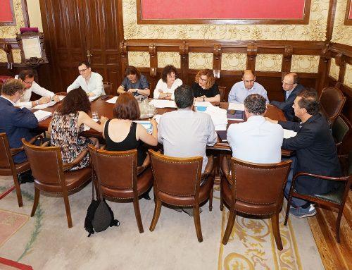 Acuerdos adoptados por la Junta de Gobierno de Valladolid en su reunión de hoy, 26 de junio.