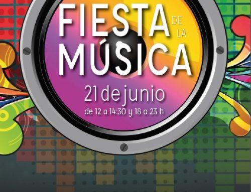 El Ayuntamiento celebra el Día Internacional de la Música con más de veinte escenarios