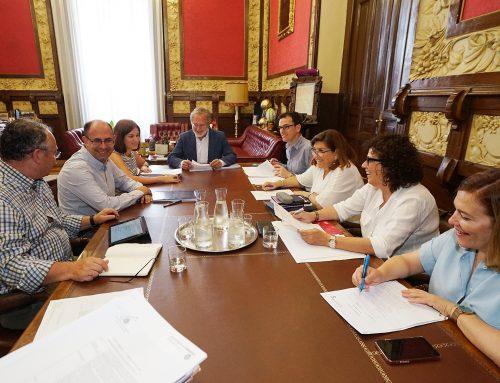 Acuerdos adoptados por la Junta de Gobierno de Valladolid en su reunión del 3-VII-2019