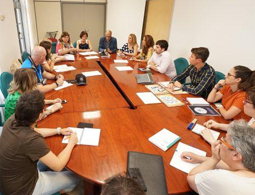 """Comienzan los preparativos para la campaña """"NO es NO. Valladolid libre de agresiones sexistas"""""""