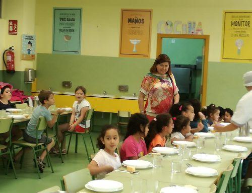 """""""Compartiendo en verano 2019"""" se desarrolla en cuatro colegios vallisoletanos durante los meses de julio y agosto"""
