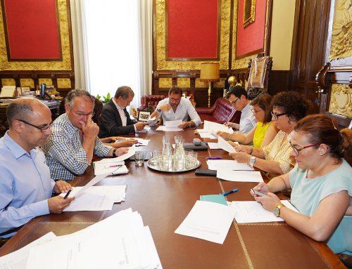 Acuerdos adoptados por la Junta de Gobierno de Valladolid en su reunión de hoy, 24-VII-2019