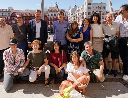 La compañía teatral Teloncillo pregonará las Ferias y Fiestas de Valladolid 2019