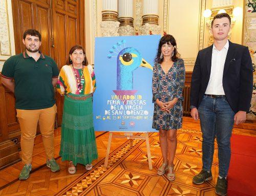 El Ayuntamiento presenta el programa joven de la Feria y Fiestas de la Virgen de San Lorenzo