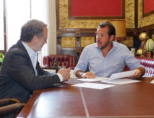 El Ayuntamiento firma el contrato para la financiación del programa ALVA