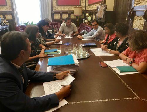 Acuerdos adoptados por la Junta de Gobierno de Valladolid en su reunión de hoy 04-09