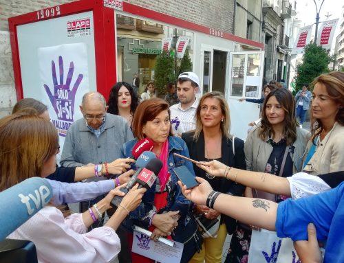 """Inicio de la campaña """"SÓLO SÍ ES SÍ"""""""