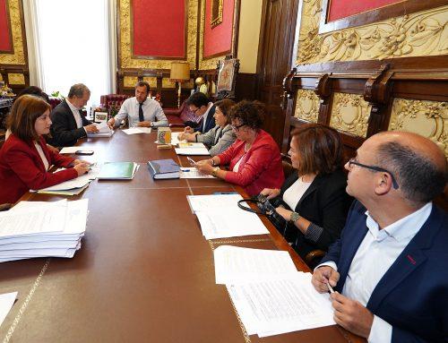 Acuerdos adoptados por la Junta de Gobierno de Valladolid en su reunión del 11-IX-2019