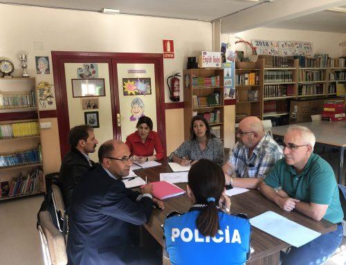 El Ayuntamiento mejora la seguridad peatonal y vial en el entorno del CEIP María Teresa Iñigo de Toro