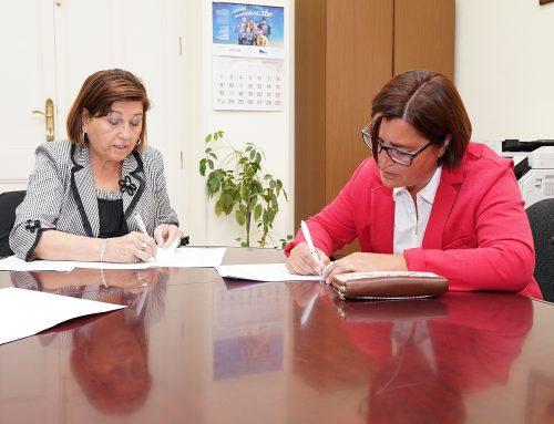 El Ayuntamiento y APROME firman un Convenio para la protección del bienestar de menores en procesos de separación y divorcio