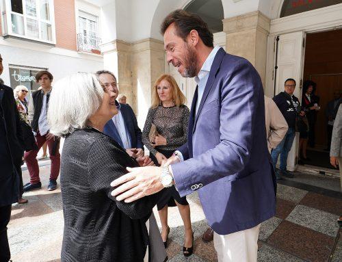 El Teatro Calderón acoge la entrega de la XXXI edición de los premios de Amigos del Teatro