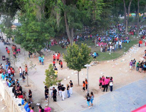 El Ayuntamiento pone en marcha una campaña de prevención del consumo de alcohol y cannabis dirigida a jóvenes en las Fiestas de la Virgen de San Lorenzo