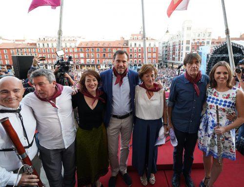 Comienzan las Fiestas de Valladolid con el pregón de Teloncillo