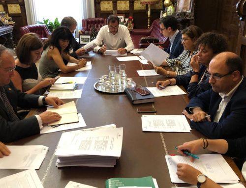 Acuerdos adoptados por la Junta de Gobierno de Valladolid en su reunión de hoy, 02 de octubre
