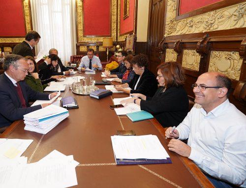 Acuerdos adoptados por la Junta de Gobierno de Valladolid en su reunión del 22-I-2020