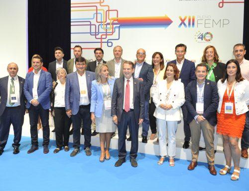 El alcalde de Valladolid, Óscar Puente, entra en la Junta de Gobierno de la FEMP