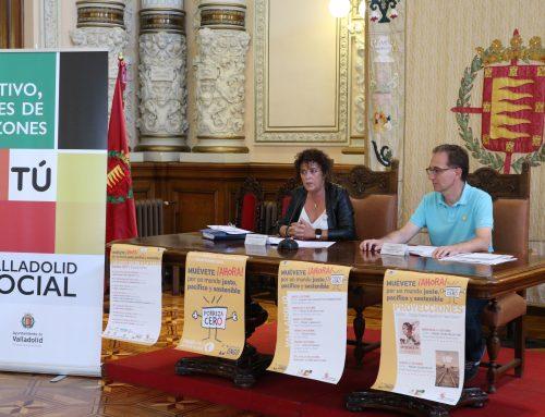 """El Ayuntamiento y las ONG presentan la campaña """"Pobreza Cero"""""""