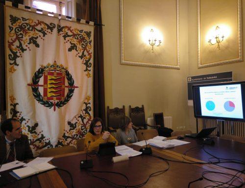 La Concejalía de Innovación contará con 11,5 millones de euros para fomentar el empleo, el comercio y el desarrollo económicoCharo Chávez contempla la innovación como fórmula para impulsar y mejorar la economía de Valladolid