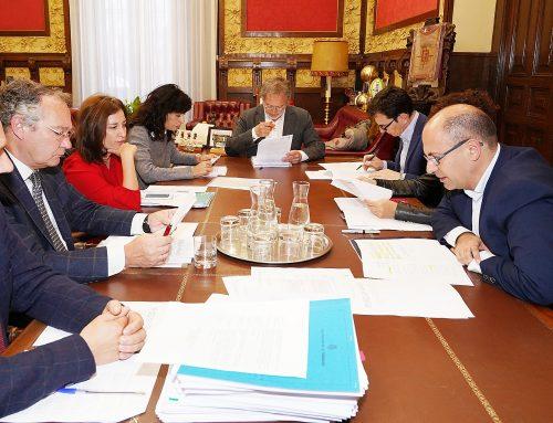 Acuerdos adoptados por la Junta de Gobierno de Valladolid en su reunión de hoy, 20 de noviembre