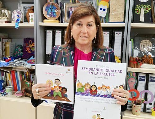 """Más de 8.500 participantes en la Segunda Semana Escolar """"Sembrando Igualdad"""" organizada por el Ayuntamiento de Valladolid"""