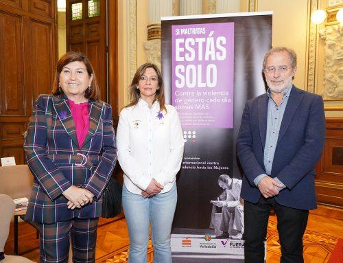 El Ayuntamiento celebra el acto institucional del Día Internacional contra la violencia hacia las mujeres