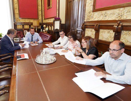 Acuerdos adoptados por la Junta de Gobierno de Valladolid en su reunión de hoy, 30 de noviembre