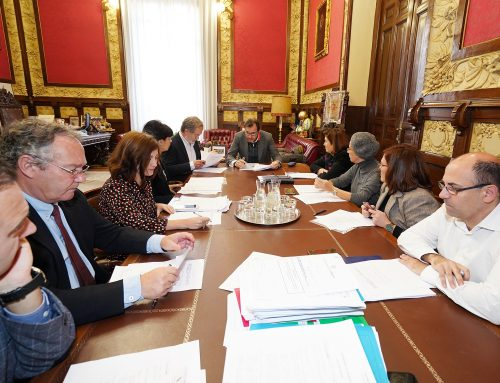 Acuerdos adoptados por la Junta de Gobierno de Valladolid en su reunión de hoy, 26/02