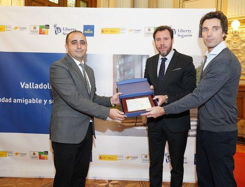 Valladolid recibe el Sello de Ciudad Amigable y Segura